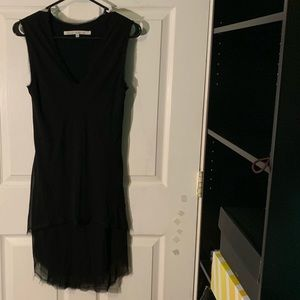 Rachel Roy Sleeveless Dress in Black